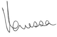 vanessa--short-signature