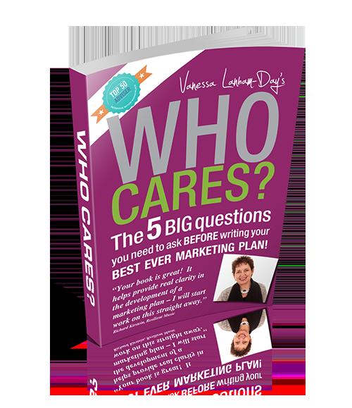 Vanessa Lanham-Day's - Who Cares?
