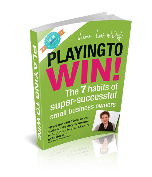 Vanessa Lanham-Day's - Play to win!
